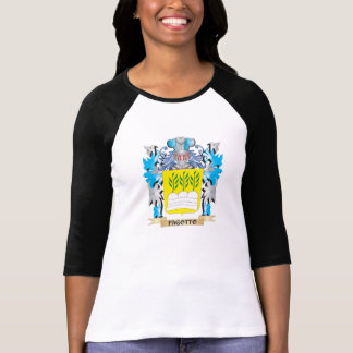 Escudo de armas de Fagotto - escudo de la familia Camiseta