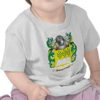Escudo de armas de Fagotto Camiseta