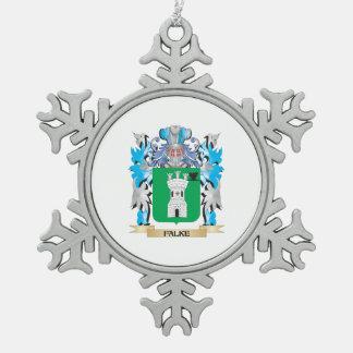 Escudo de armas de Falke - escudo de la familia