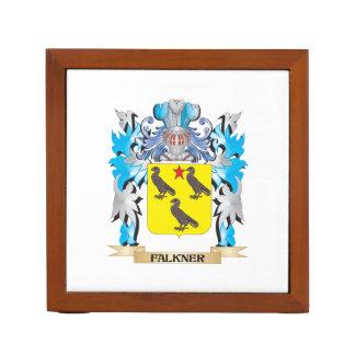 Escudo de armas de Falkner - escudo de la familia
