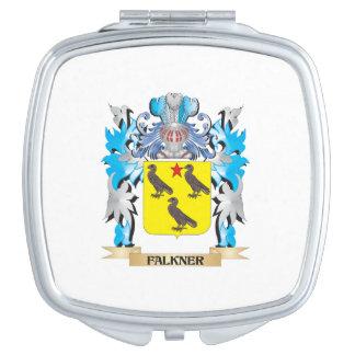 Escudo de armas de Falkner - escudo de la familia Espejo Para El Bolso