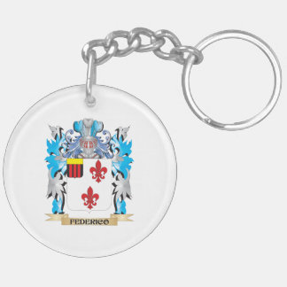 Escudo de armas de Federico - escudo de la familia