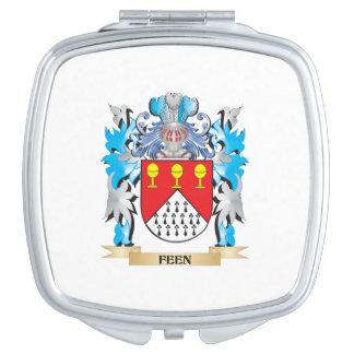 Escudo de armas de Feen - escudo de la familia Espejo Para El Bolso