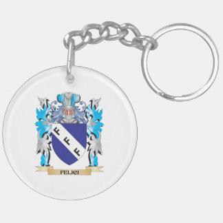 Escudo de armas de Felici - escudo de la familia