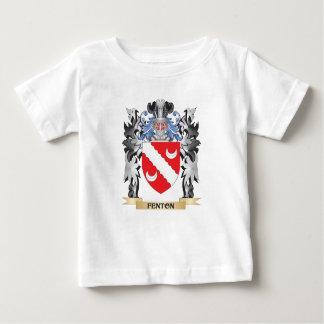 Escudo de armas de Fenton - escudo de la familia Camisas