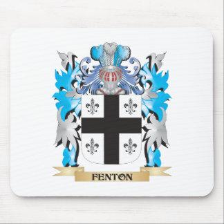 Escudo de armas de Fenton- - escudo de la familia Alfombrilla De Raton