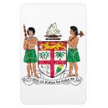 Escudo de armas de Fiji Imán De Vinilo