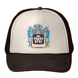 Escudo de armas de Fiorini - escudo de la familia Gorro