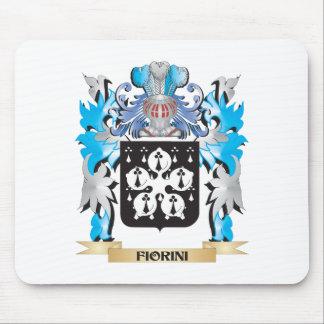 Escudo de armas de Fiorini - escudo de la familia Alfombrilla De Ratón