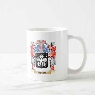 Escudo de armas de Fiorini - escudo de la familia Taza De Café