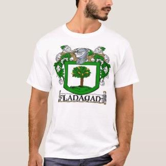 Escudo de armas de Flanagan Playera