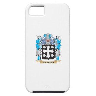 Escudo de armas de Fletcher- - escudo de la iPhone 5 Cárcasa