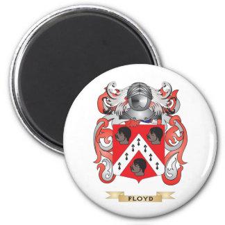 Escudo de armas de Floyd Imanes De Nevera