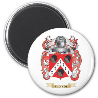 Escudo de armas de Floyde Iman
