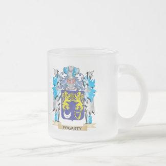 Escudo de armas de Fogarty - escudo de la familia Tazas De Café