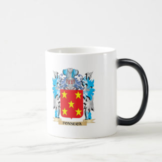 Escudo de armas de Fonseca - escudo de la familia Taza Mágica