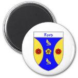 Escudo de armas de Ford/escudo de la familia Iman