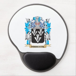 Escudo de armas de Forrestal - escudo de la Alfombrilla Gel