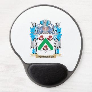 Escudo de armas de Forrester - escudo de la Alfombrillas Con Gel