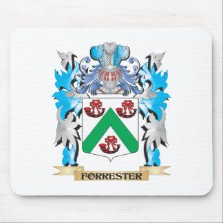 Escudo de armas de Forrester - escudo de la Tapete De Ratones