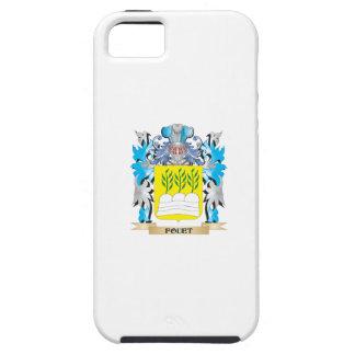 Escudo de armas de Fouet - escudo de la familia iPhone 5 Coberturas
