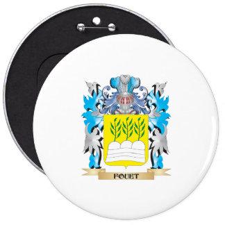 Escudo de armas de Fouet - escudo de la familia Pin