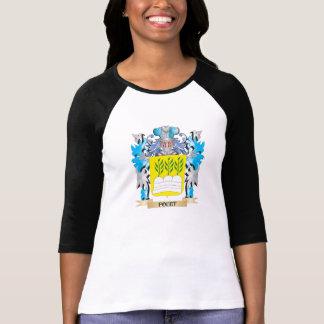 Escudo de armas de Fouet - escudo de la familia Camiseta