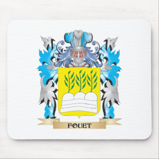 Escudo de armas de Fouet - escudo de la familia Alfombrillas De Ratones