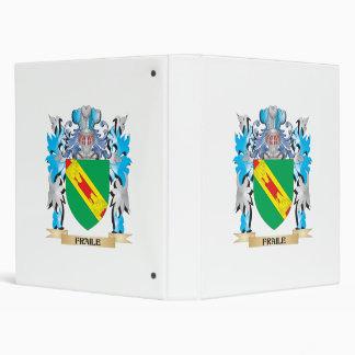 Escudo de armas de Fraile - escudo de la familia