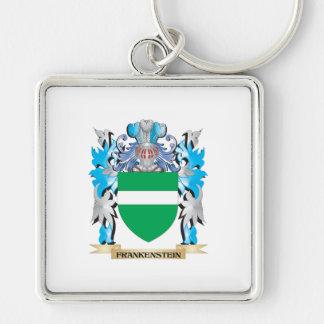 Escudo de armas de Frankenstein - escudo de la Llaveros Personalizados