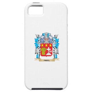 Escudo de armas de Friel - escudo de la familia iPhone 5 Protector