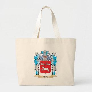 Escudo de armas de Frye - escudo de la familia Bolsas