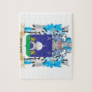Escudo de armas de Fuente - escudo de la familia Puzzle