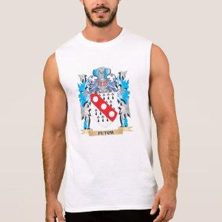 Escudo de armas de Futch - escudo de la familia Camisetas Sin Mangas