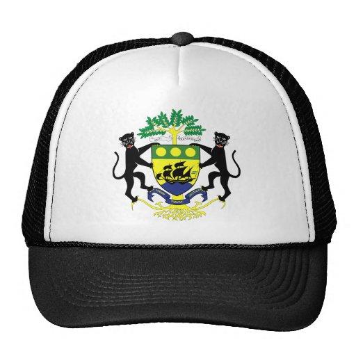 Escudo de armas de Gabón Gorro De Camionero