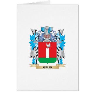 Escudo de armas de Galia - escudo de la familia Tarjeton