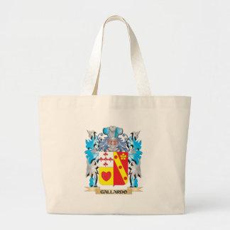 Escudo de armas de Gallardo - escudo de la familia Bolsa De Mano
