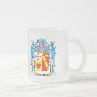 Escudo de armas de Gallardo - escudo de la familia Taza De Café