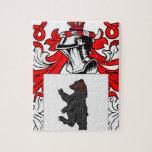 Escudo de armas de Galt Rompecabezas Con Fotos