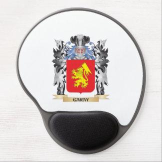 Escudo de armas de Garay - escudo de la familia Alfombrillas De Raton Con Gel