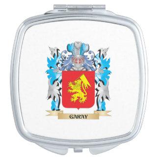 Escudo de armas de Garay - escudo de la familia Espejo Maquillaje