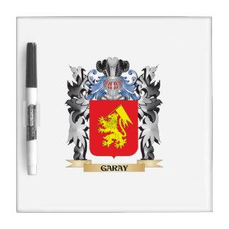 Escudo de armas de Garay - escudo de la familia Pizarra
