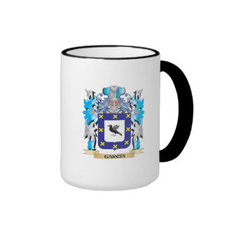 Escudo de armas de García - escudo de la familia Tazas De Café