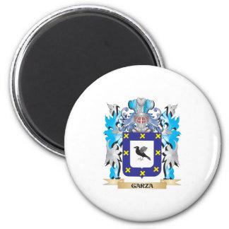 Escudo de armas de Garza - escudo de la familia Imanes