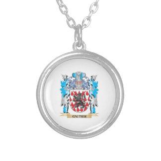Escudo de armas de Gautier - escudo de la familia Grimpola Personalizada