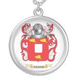 Escudo de armas de Geddis (escudo de la familia) Grimpolas Personalizadas