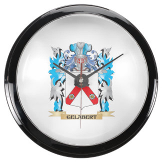 Escudo de armas de Gelabert - escudo de la familia Relojes Aquavista