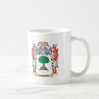 Escudo de armas de Gere - escudo de la familia Taza De Café