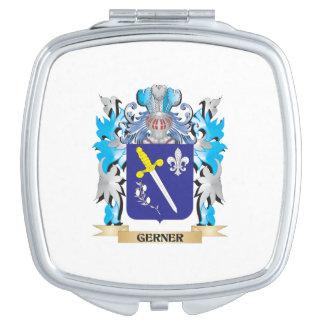 Escudo de armas de Gerner - escudo de la familia Espejos De Viaje