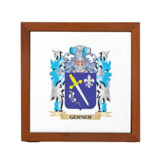 Escudo de armas de Gerner - escudo de la familia